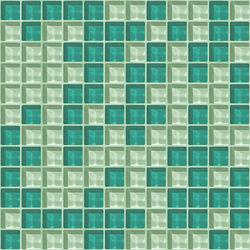 Cromie 23x23 Sirmione | Glass mosaics | Mosaico+