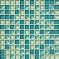 Cromie 23x23 Rapallo | Glass mosaics | Mosaico+