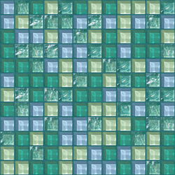 Cromie 23x23 Stresa | Mosaici vetro | Mosaico+