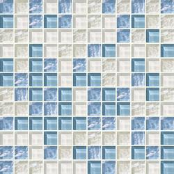 Cromie 23x23 Portofino | Glass mosaics | Mosaico+