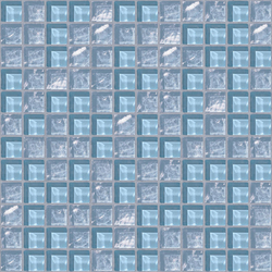 Cromie 23x23 Tropea | Glass mosaics | Mosaico+