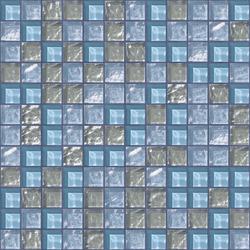 Cromie 23x23 Sorrento | Glass mosaics | Mosaico+