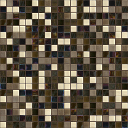 Cromie 23x23 Mantova | Glass mosaics | Mosaico+
