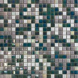 Cromie 15x15 Novara | Mosaïques verre | Mosaico+