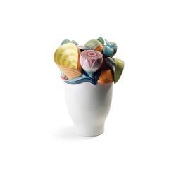 Naturofantastic - Small vase (multicolor) | Vases | Lladró