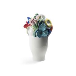 Naturofantastic - Large vase (multicolor) | Vases | Lladró