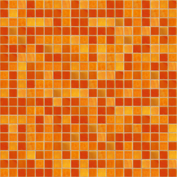 Cromie 15x15 Agrigento | Glass mosaics | Mosaico+