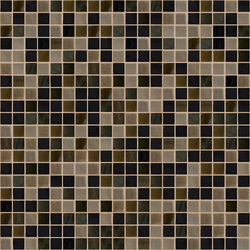Cromie 15x15 Siena | Mosaïques en verre | Mosaico+