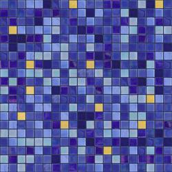 Cromie 15x15 Lecce Oro | Glass mosaics | Mosaico+