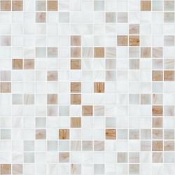 Cromie 20x20 Lagos | Glass mosaics | Mosaico+