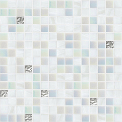 Cromie 20x20 Karachi Oro | Glass mosaics | Mosaico+