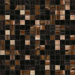 Cromie 20x20 Nairobi | Mosaici vetro | Mosaico+