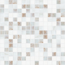 Cromie 20x20 Bergen | Mosaïques en verre | Mosaico+
