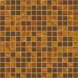 Cromie 20x20 Ankara | Glass mosaics | Mosaico+