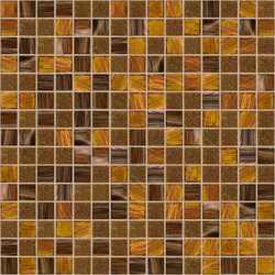 Cromie 20x20 Zanzibar | Mosaïques en verre | Mosaico+