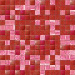 Cromie 20x20 Brno | Glass mosaics | Mosaico+