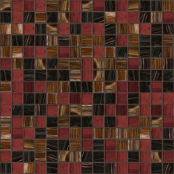 Cromie 20x20 Massawa | Glass mosaics | Mosaico+