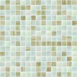 Cromie 20x20 Maracaibo | Glass mosaics | Mosaico+