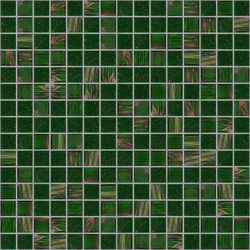 Cromie 20x20 Wellington | Glass mosaics | Mosaico+