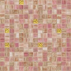 Cromie 20x20 Jakarta Oro | Mosaici vetro | Mosaico+