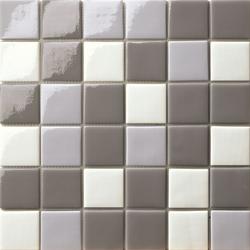 Cromie 50x50 Mix Grigio | Mosaicos | Mosaico+