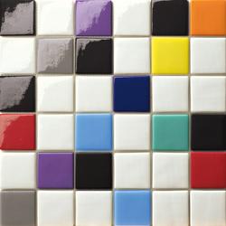 Cromie 50x50 Colore | Glass mosaics | Mosaico+