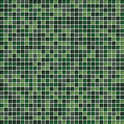 Cromie 10x10 Trento | Glass mosaics | Mosaico+