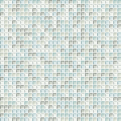 Cromie 10x10 Aosta | Glass mosaics | Mosaico+