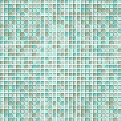 Cromie 10x10 Bari | Glass mosaics | Mosaico+