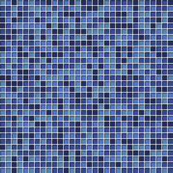 Cromie 10x10 Ancona | Glass mosaics | Mosaico+