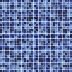 Cromie 10x10 Trieste | Mosaïques verre | Mosaico+