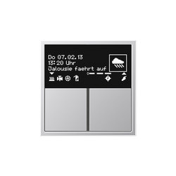 KNX room controller OLED LS 990 | Sistemi KNX | JUNG