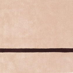 Oona 90 x 200 rose | Tappeti / Tappeti d'autore | Normann Copenhagen