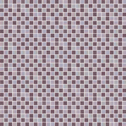 Decor 20x20 Sound Plus Violet | Glass mosaics | Mosaico+