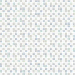 Decor 20x20 Sound Plus White | Glass mosaics | Mosaico+