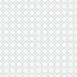 Decor 20x20 Mohair White | Glass mosaics | Mosaico+