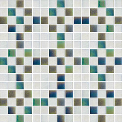 Decor New Classic | Mohair White 20x20 | Mosaïques | Mosaico+