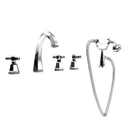 Eccelsa 3256 TR 307 | Robinetterie pour baignoire | stella