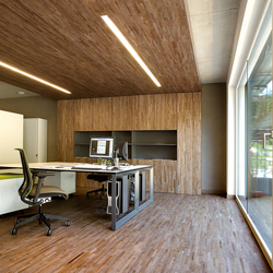 Legni del Doge | Oak Colli Trevigiani | Wood panels | Itlas