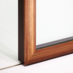air-lux 173 connect bronze | Window systems | air-lux