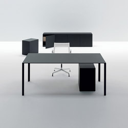 LessLess | Individual desks | UniFor
