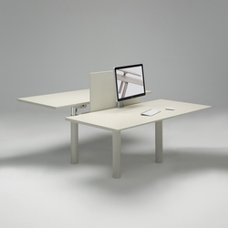iSatelliti S/200.90 | Desking systems | UniFor