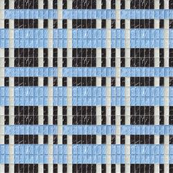 Decor 23x48 Kilt | Mosaïques en verre | Mosaico+