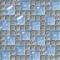 Decor 23x23 | 48x48 Frieze Gray Decoro | Mosaics | Mosaico+