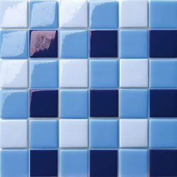 Decor 50x50 Four Lake | Glass mosaics | Mosaico+
