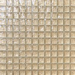 Onde 23x23 Tortora | Glas Mosaike | Mosaico+