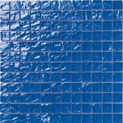 Onde 23x23 Blu | Mosaïques | Mosaico+