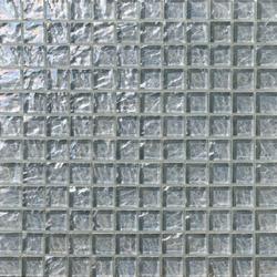 Onde 23x23 Grigio | Mosaici vetro | Mosaico+