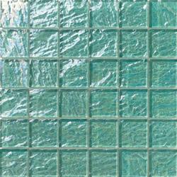 Onde 48x48 Menta Q | Glass mosaics | Mosaico+