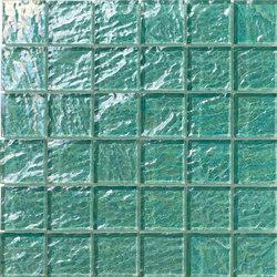 Onde 48x48 Menta Q | Mosaïques | Mosaico+